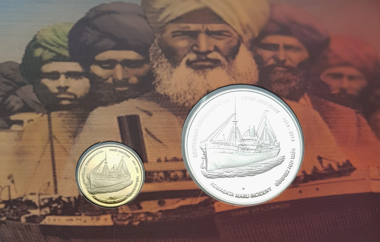 Centenary of Komagata Maru Incident